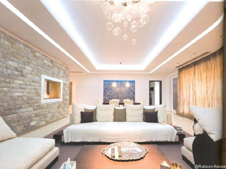 4 rooms, stylish and furnished, ready to move-in
