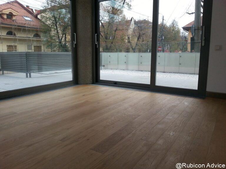 Groundfloor, modern apartment for sale near Kiseleff Park