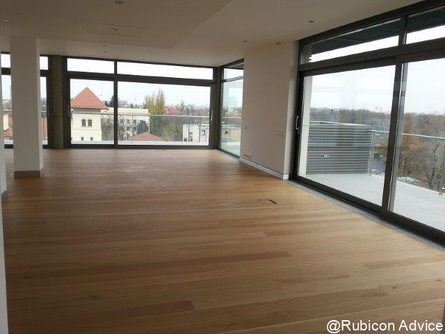 Penthouse apartment for sale in a representative area