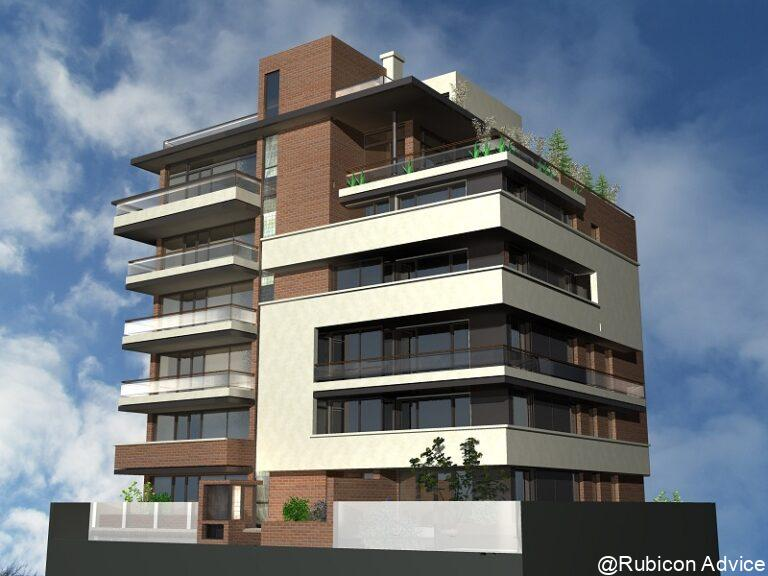 Furnished apartment with terrace in Primaverii area